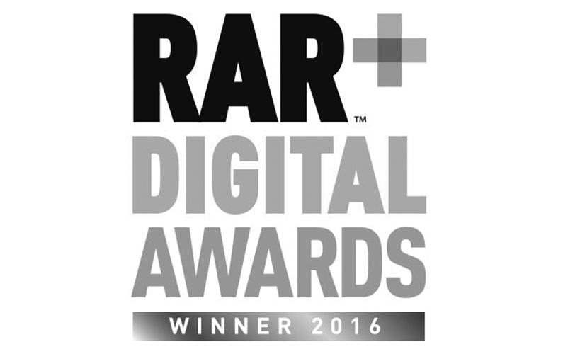 RAR Digital Winner 2016