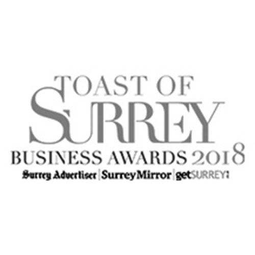 Toast Of Surrey 2018