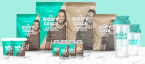 Joe Wick My Protein - Personal brands